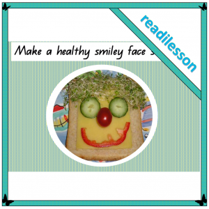 healthy sandwich - easy for kids to make