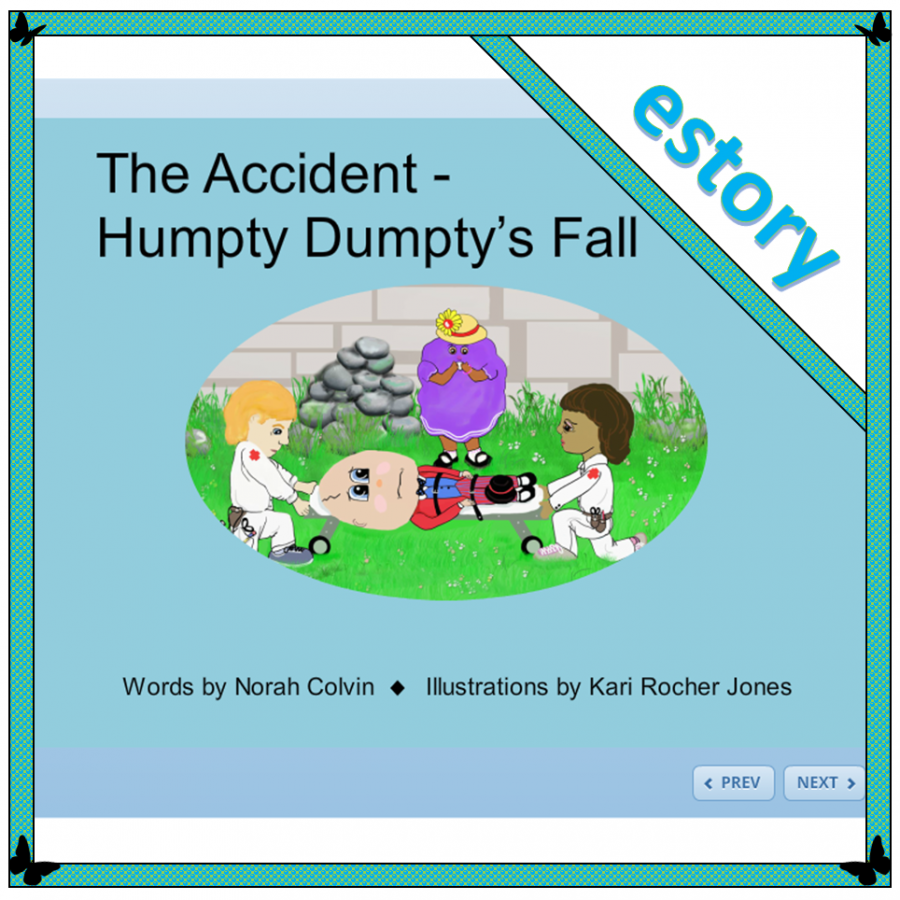 the accident - a story about Humpty Dumpty's fall