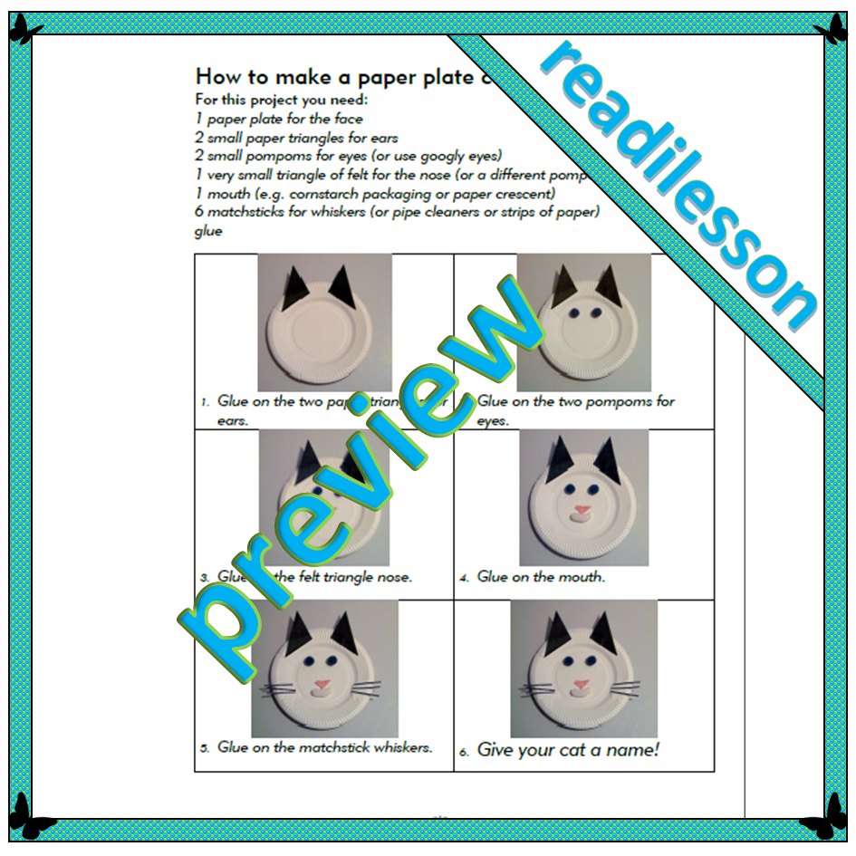 How to make a paper cat face (Easy Origami Cat Face) - YouTube   945x945