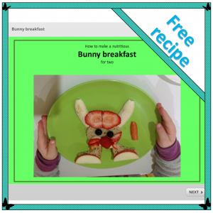 bunny breakfast cover