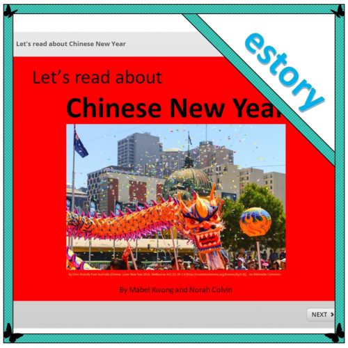 Let's read about Chinese New Year