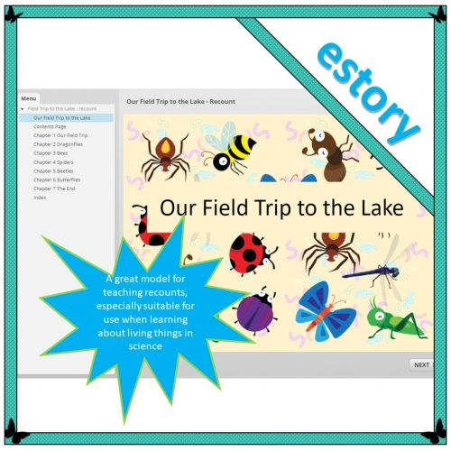 Our Field Trip to the Lake – Recount