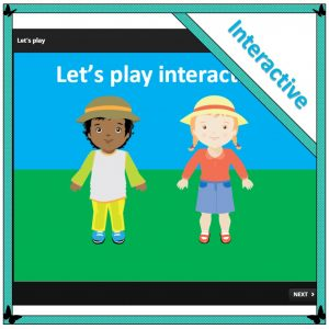 Let's play interactive sight words