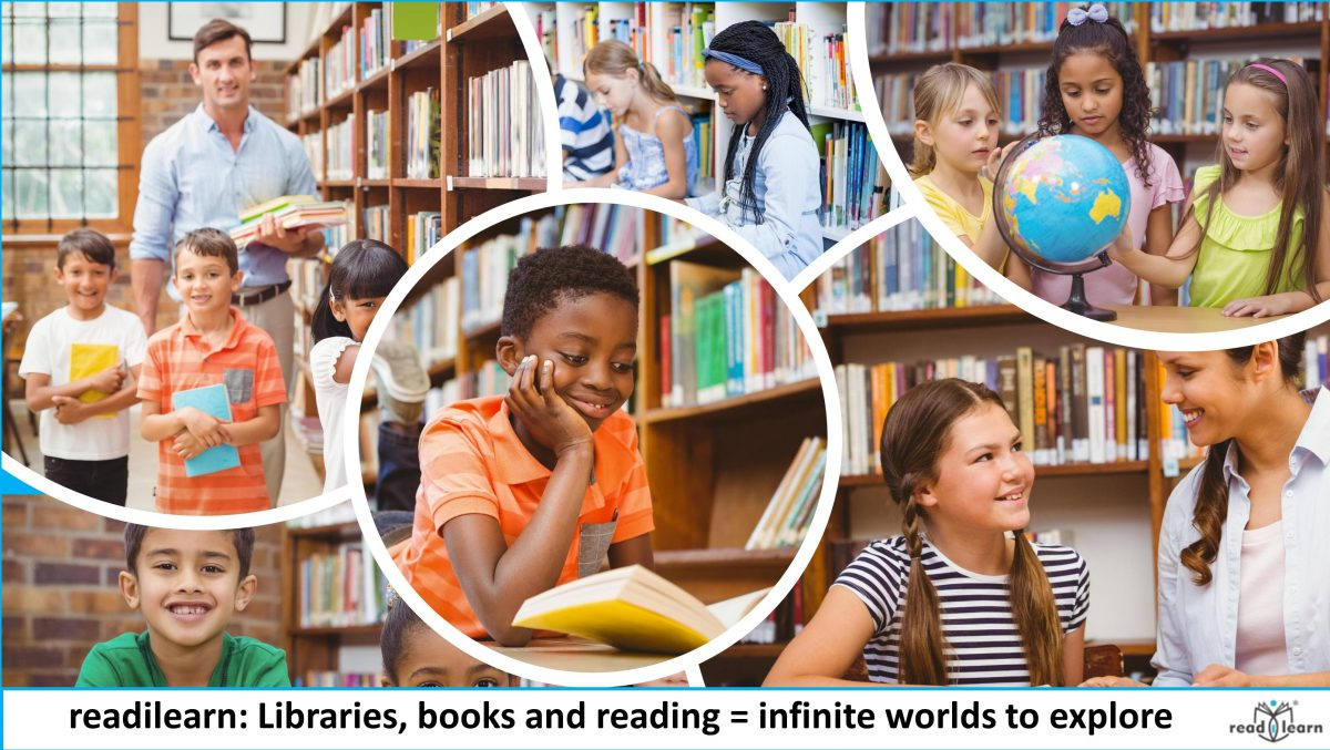 the importance of libraries, books and reading