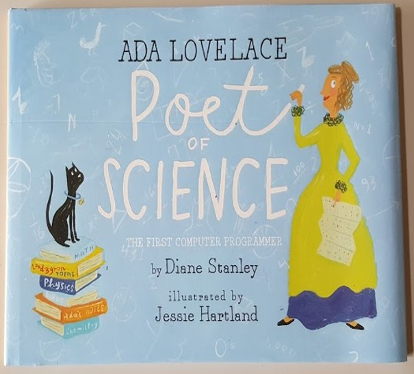 Ada Lovelace Poet of Science a picture book by Diane Stanley