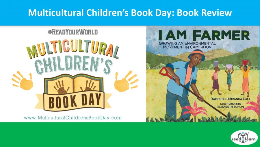 A review of I am Farmer for Multicultural Book Day