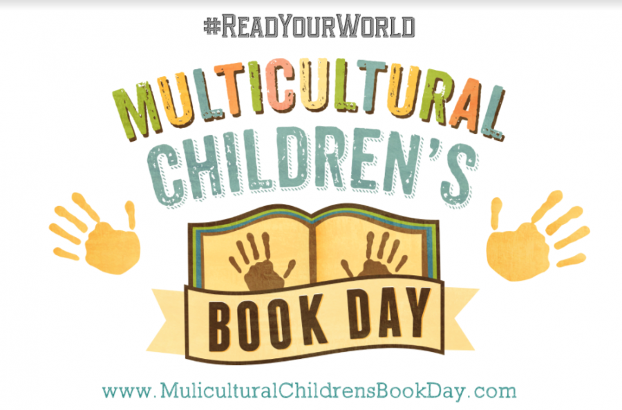 Multicultural Children's Book Day logo