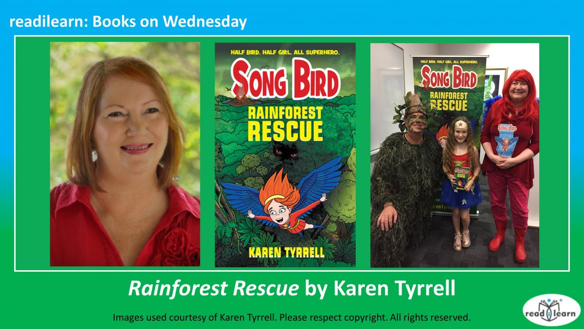 Karen Tyrrell Rainforest Rescue
