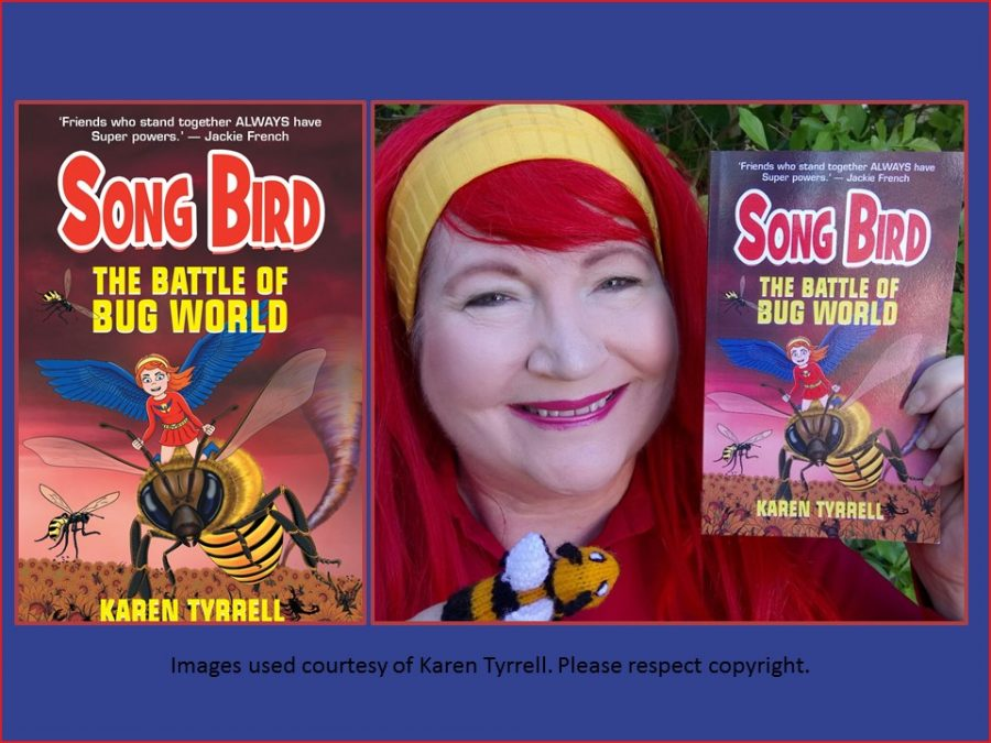 Song Bird Superhero The Battle of Bug World