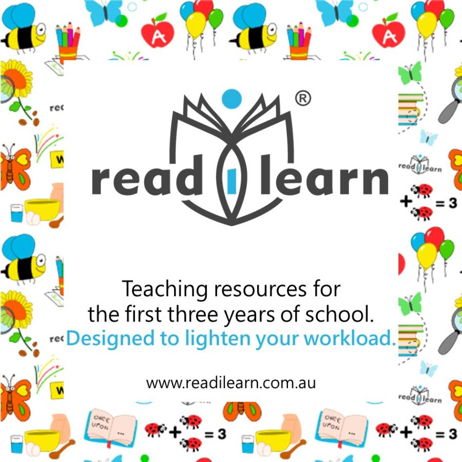 readilearn teaching resources for the first three years of school