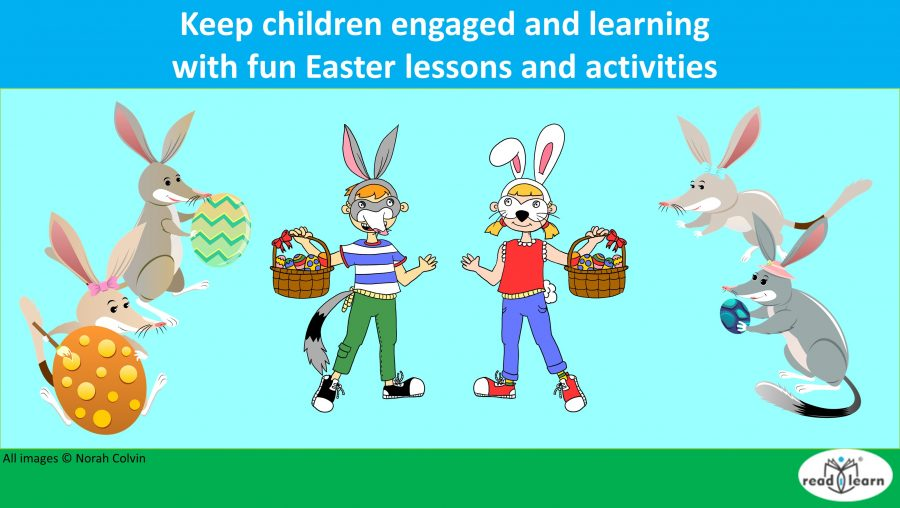 Keep children engaged and learning with fun Easter lessons and activities