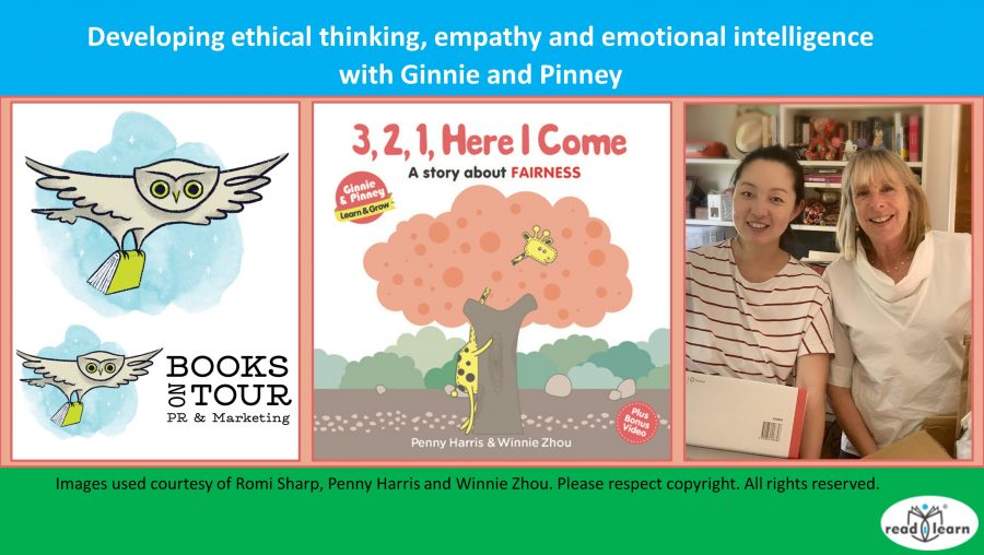 Developing ethical thinking, empathy and emotional intelligence with Ginnie and Pinney