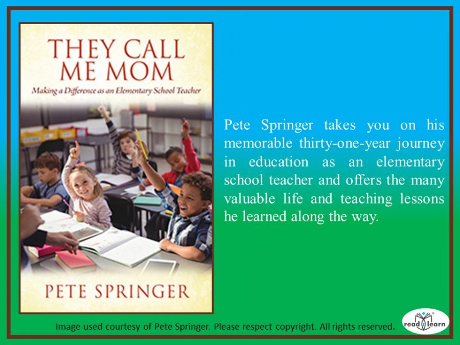 Pete Springer They Call Me Mom