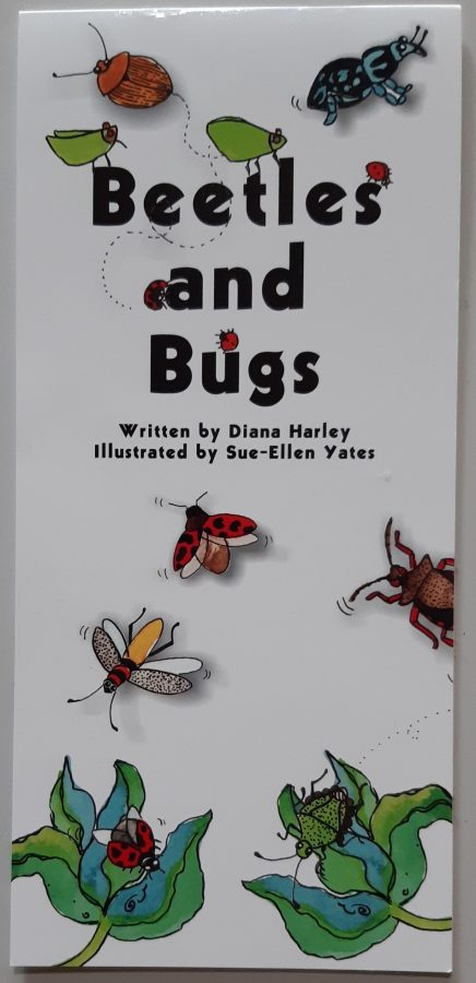 Beetles and Bugs by Diana Harley