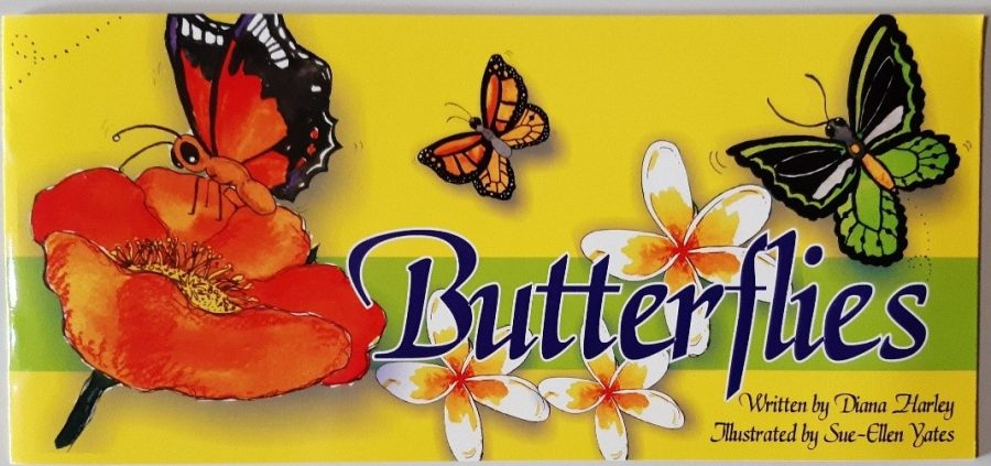 Butterflies by Diana Harley