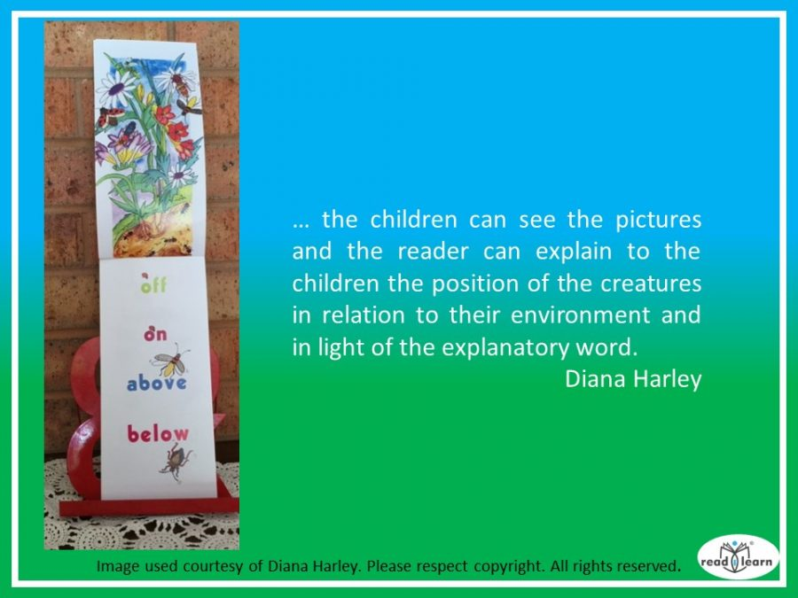 Diana Harley Australian picture book author