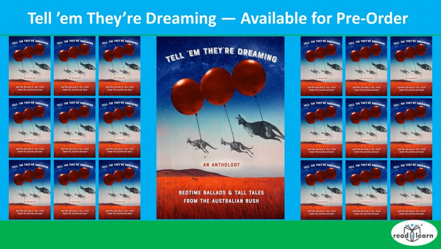 Tell 'em They're Dreaming — Available for Pre-Order n