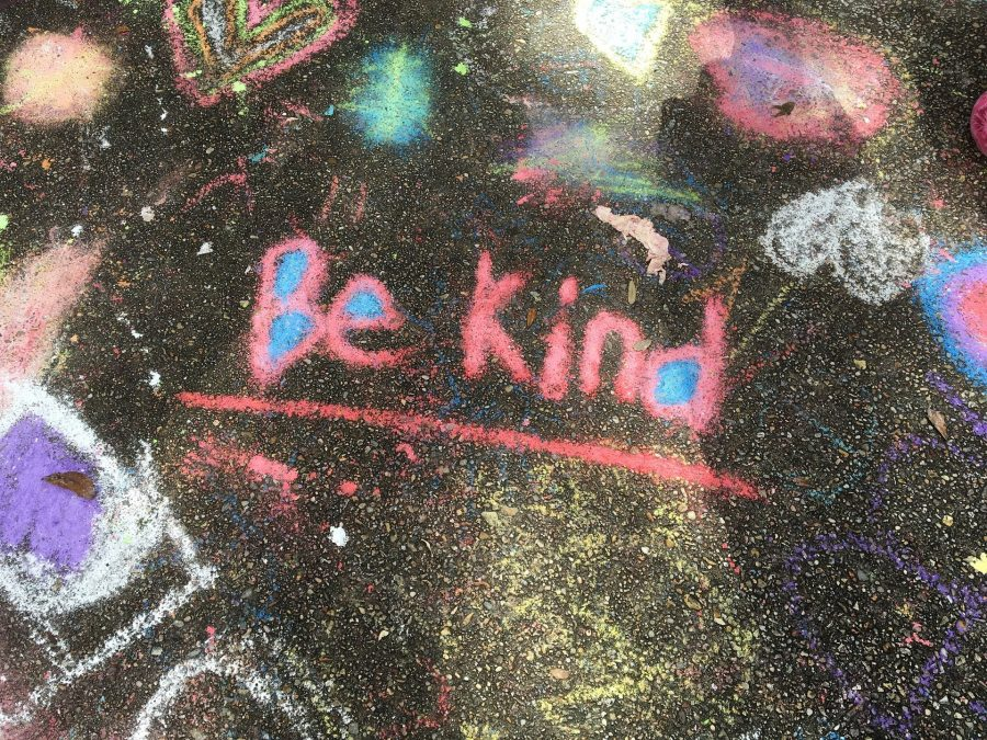 be kind on World Kindness Day
