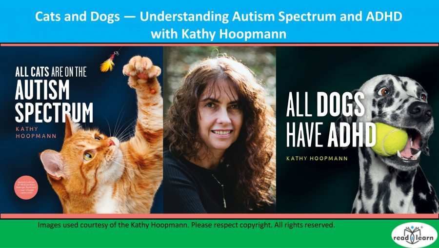 Cats and Dogs — Understanding Autism Spectrum and ADHD with Kathy Hoopman