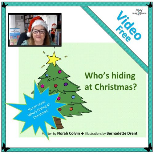 Who's Hiding at Christmas — video
