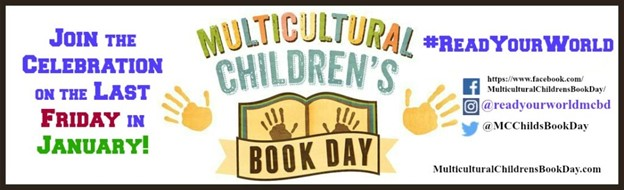 Join the Multicultural Children's Book Day celebration