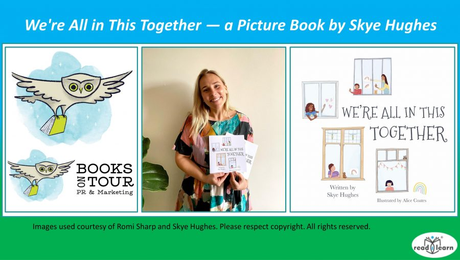 We're All in This Together — a Picture Book by Skye Hughes