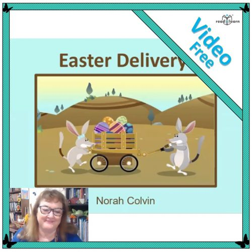 Easter Delivery — a story reading video