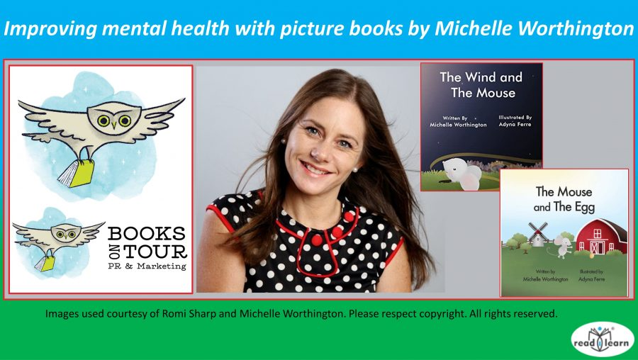 Improving mental health with picture books by Michelle Worthington