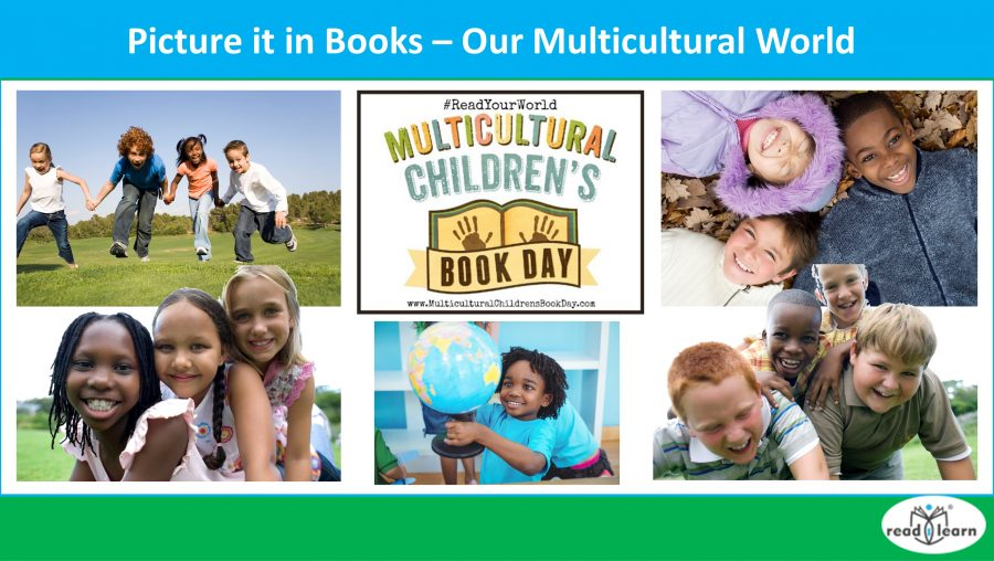 Picture it in Books – Our Multicultural World