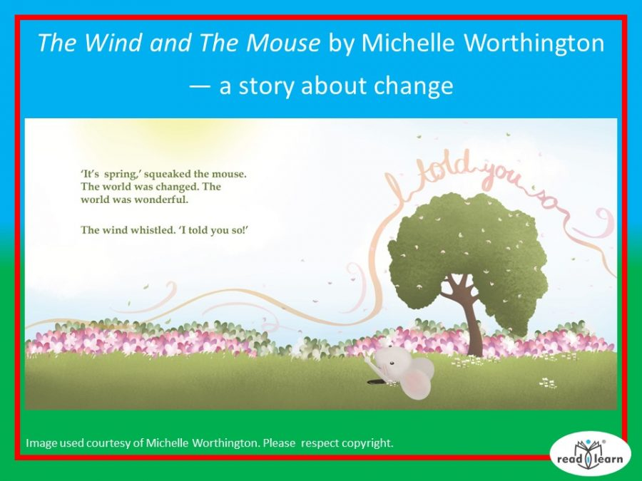 The Wind and the Mouse by Michelle Worthington