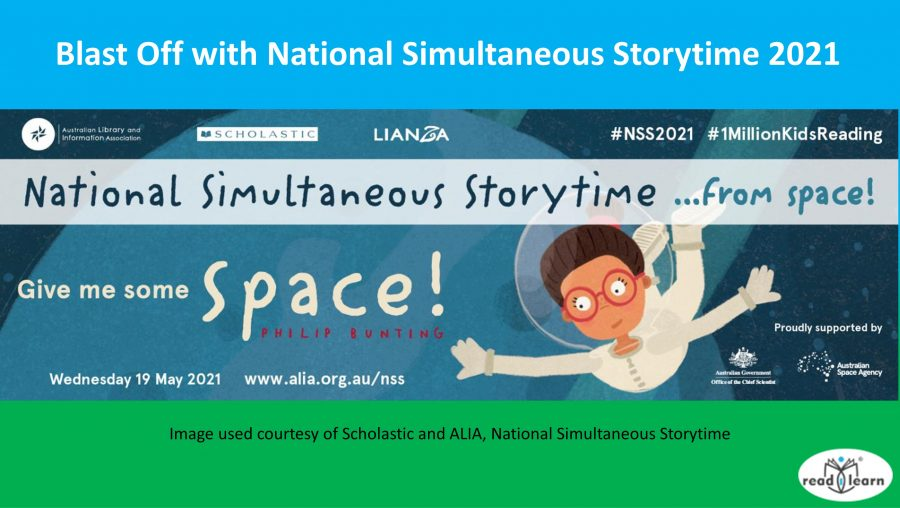 Get children reading with National Simultaneous Storytime 2021