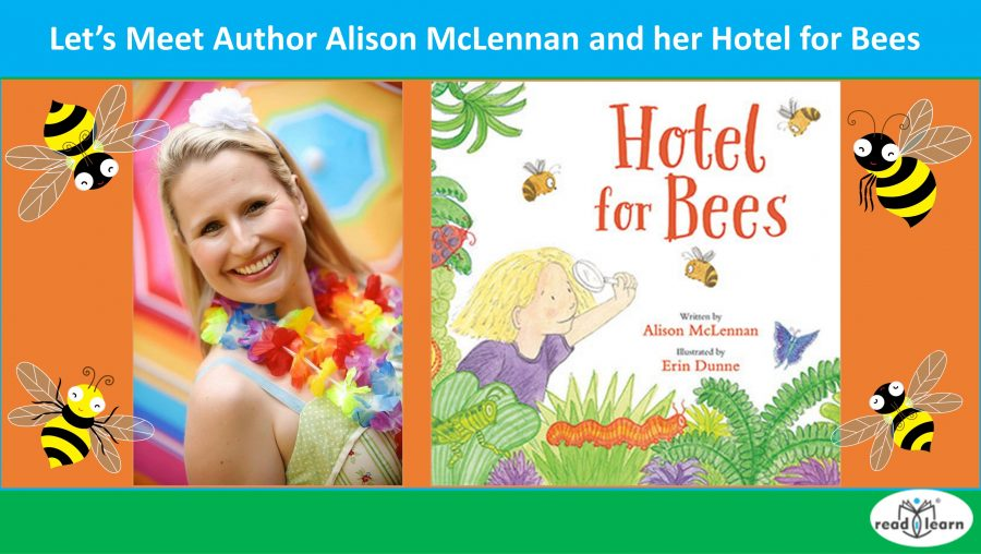 Let's Meet Alison McLennan and her Hotel for Bees