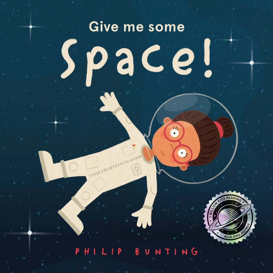 Give Me Some Space by Philip Bunting, NSS selection 2021