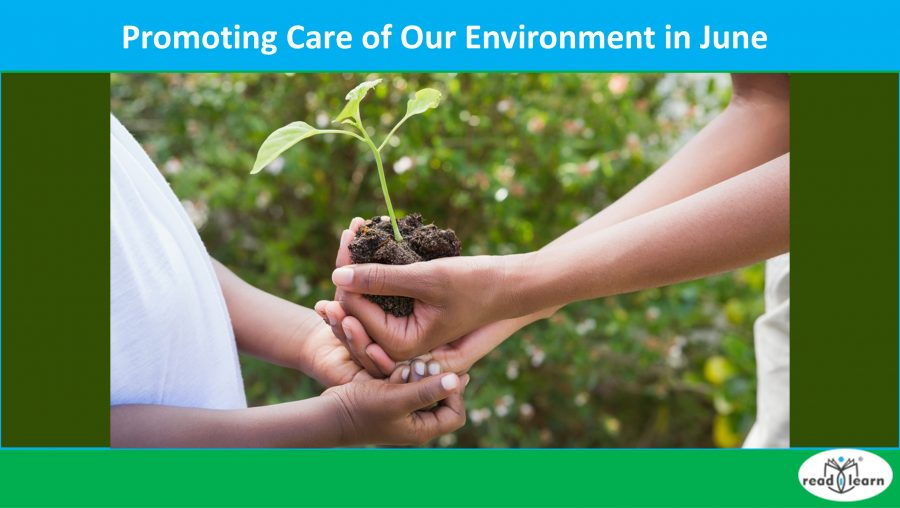 Days in June for celebrating our environment
