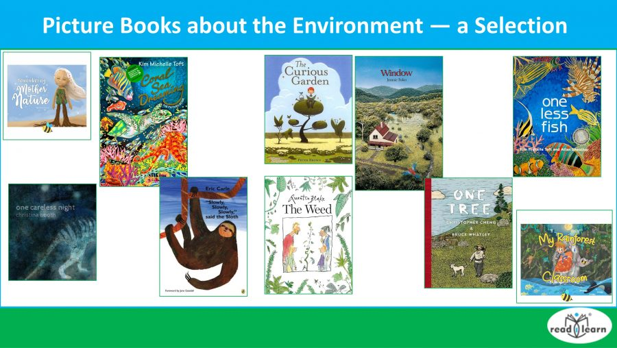 Picture Books about the Environment ― a Selection