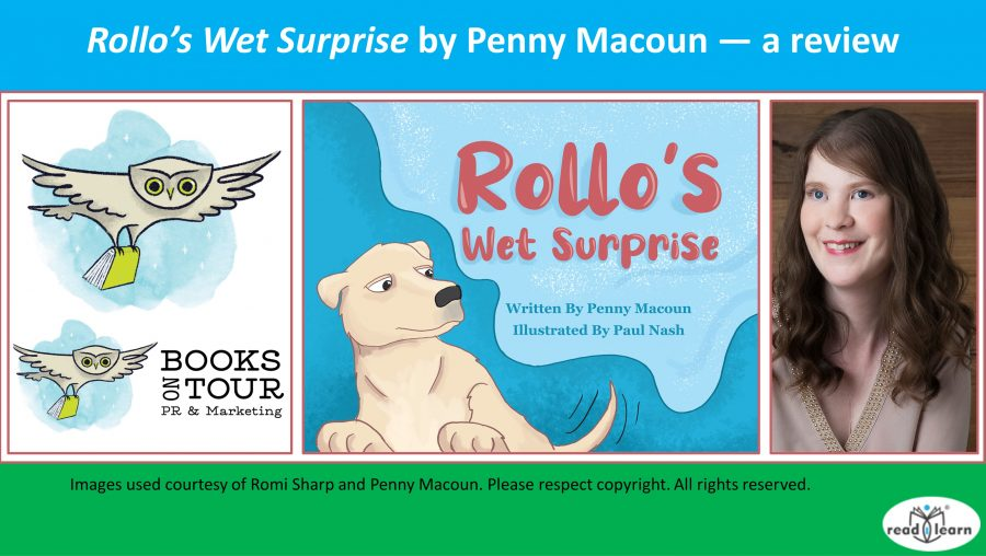Rollo's Wet Surprise by Penny Macoun — a review