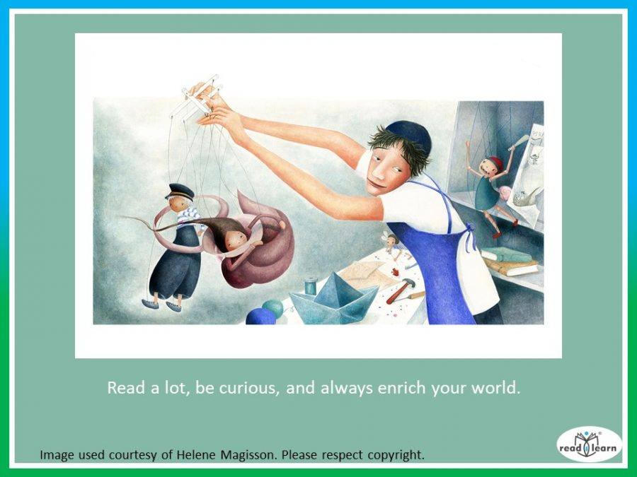 interview with Helene Magisson author and illustrator of Claudette