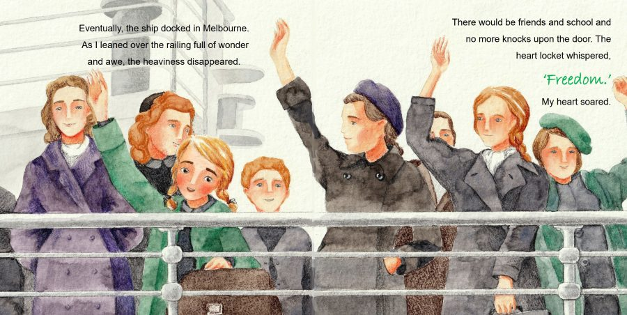 Finding 'Home' — a new picture book by Karen Hendriks
