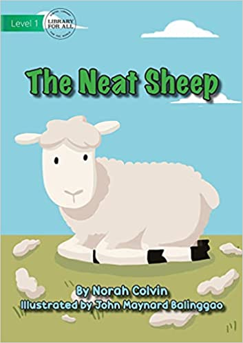 A Neat Sheep by Norah Colvin