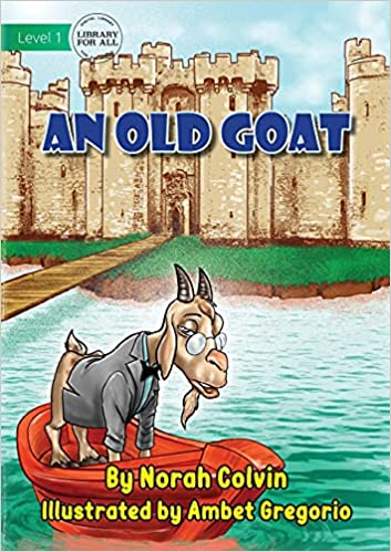An Old Goat by Norah Colvin