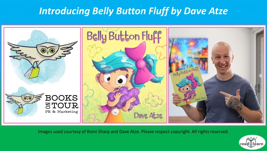 Introducing Belly Button Fluff by Dave Atze