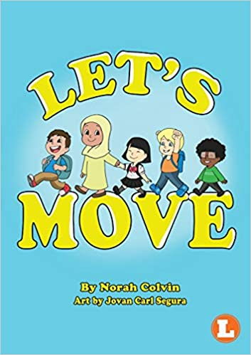 Let's Move by Norah Colvin