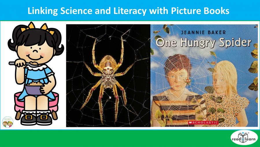 Linking Science and Literacy with Picture Books