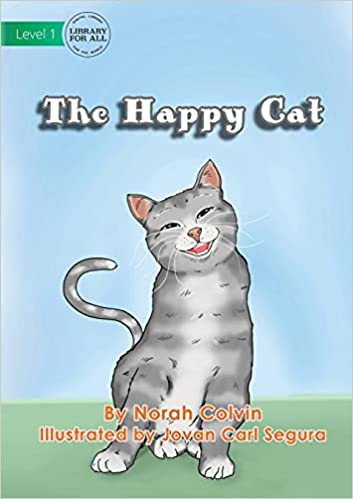 The Happy Cat by Norah Colvin