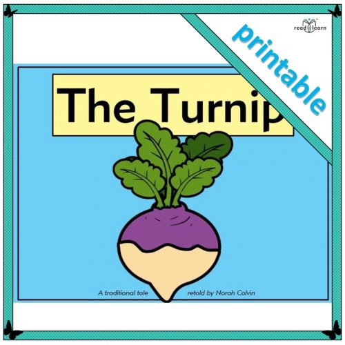 The Turnip  —  a printable booklet