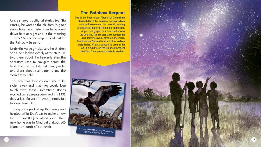 Australia Remembers Len Waters Boundless and Born to Fly by Catherine Bauer published by Big Sky Publishing